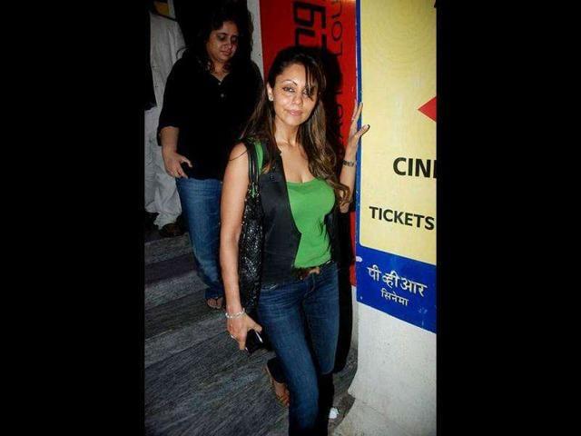 Gauri Khan,SRK,Kolte Patil Developers