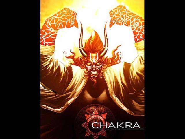 Chakra-The-Invincible