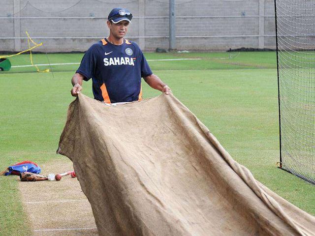 On a prayer: Dravid hopes Oz tour doesn't go England way