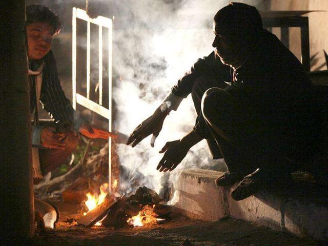 Delhi,Lodhi institutional area,night shelter