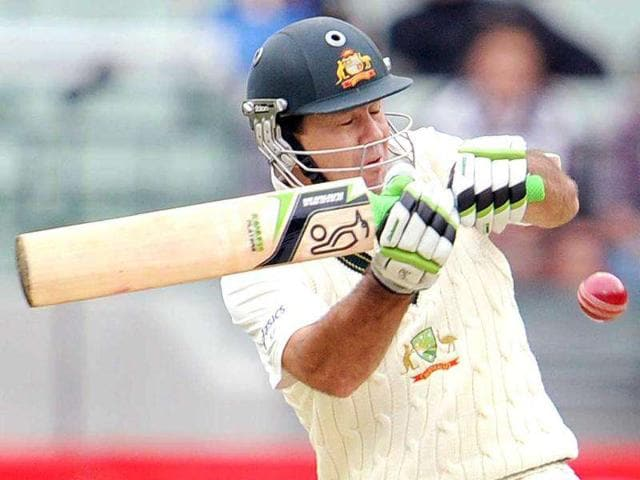Australian-batsman-Ricky-Ponting-attempts-to-hook-and-is-hit-on-the-side-of-the-head-by-a-bouncer-from-Umesh-Yadav-on-the-first-day-of-the-first-Test-match-between-Australian-and-India-at-the-Melbourne-Cricket-Ground-in-Melbourne-AFP-Photo