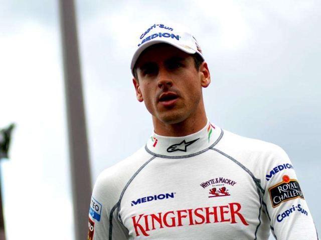 Formula One,F1 driver,Adrian Sutil