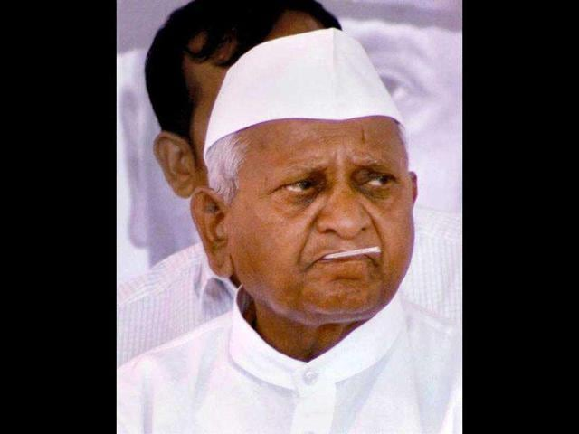 Anna Hazare,CIA's Factbook,Washington