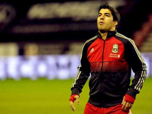 Liverpool,Luis Suarez,Football Association