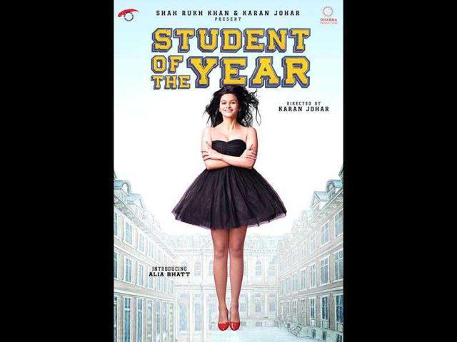 Karan Johar,Student of the year,Hindustan Times