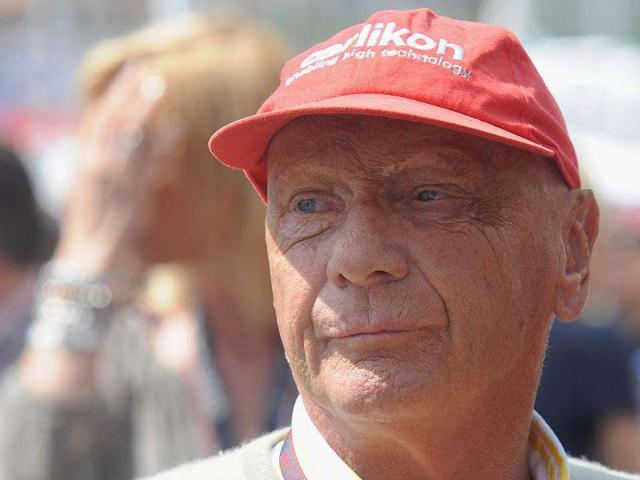 Niki Lauda,Formula One,Mercedes AMG