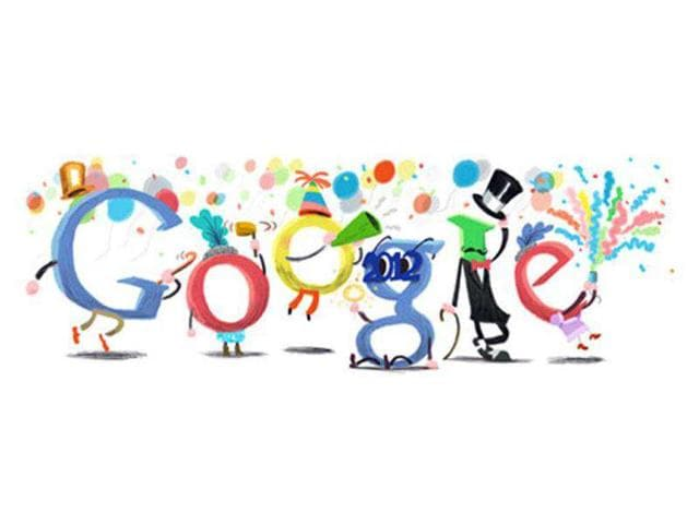Google-doodle-welcomes-2012-with-a-party