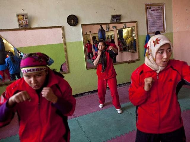 Women's boxing,pregnancy test,Association of Indian Universities
