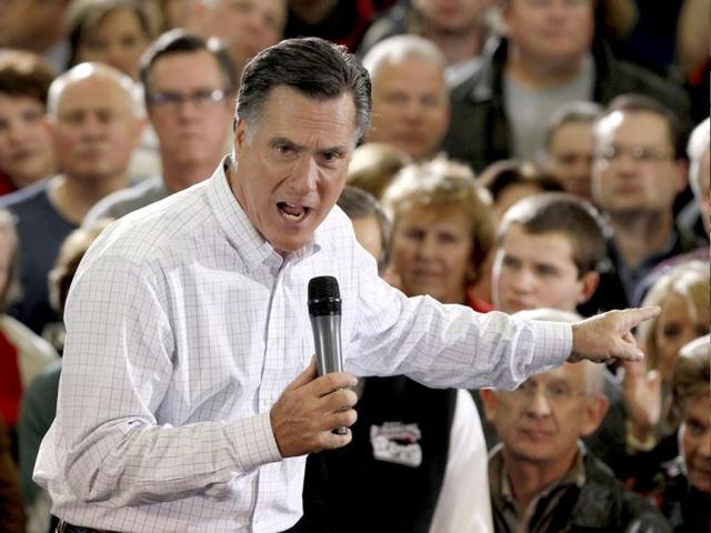 Yashwant Raj,Mitt Romney,news