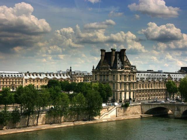 Paris's Louvre