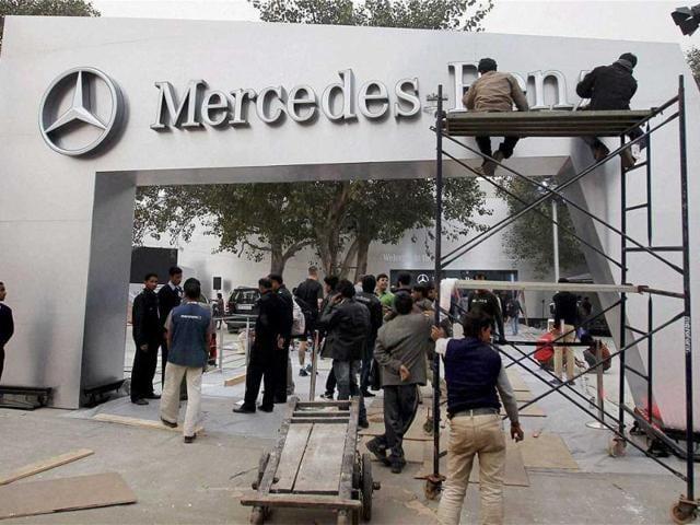 Sumant Banerji,Mercedes,BMW