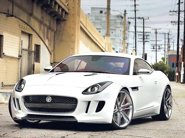 Jaguar CX 16: The new sports car from Tata Motors-owned Jaguar with a starting price of £59,000 (Rs48.8 lakh) will hit global market this year. Indian customers look at this marquee model with great interest — but customs duties are expected to make it prohibitively expensive.