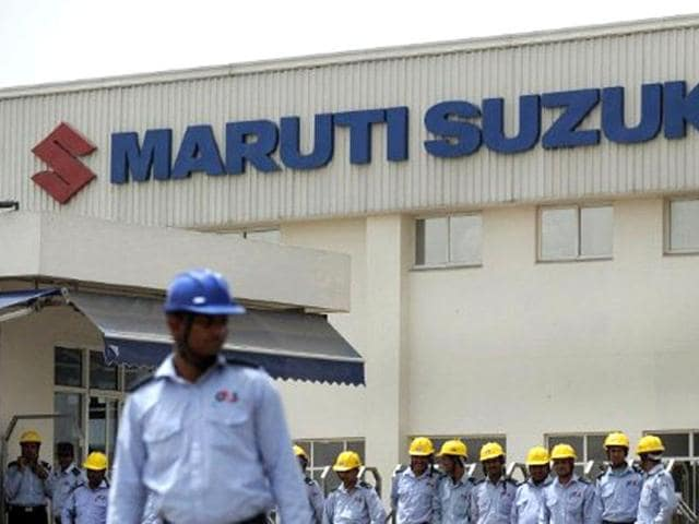 Maruti sales down 3 pc in April