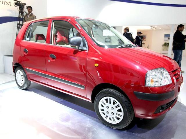 Hyundai India,Santro,Hyundai Santro