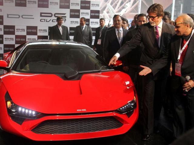 motorshows,Bollywood,Auto Expo