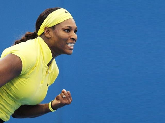 Serena Williams,Twitter,Brisbane International