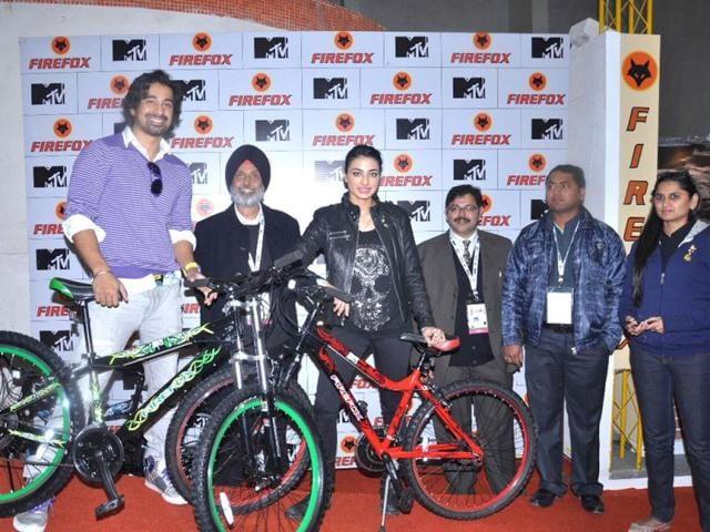 auto expo,Firefox Bikes,Bicycle