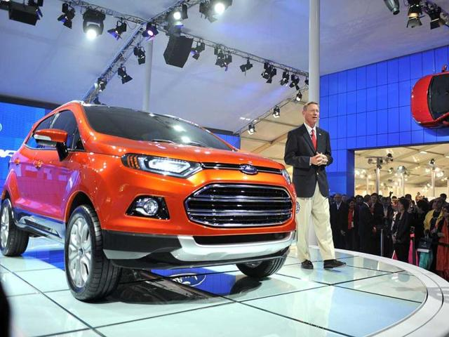 Ford starts shipping EcoSport,ford ecosport bookings,ford ecosport launch