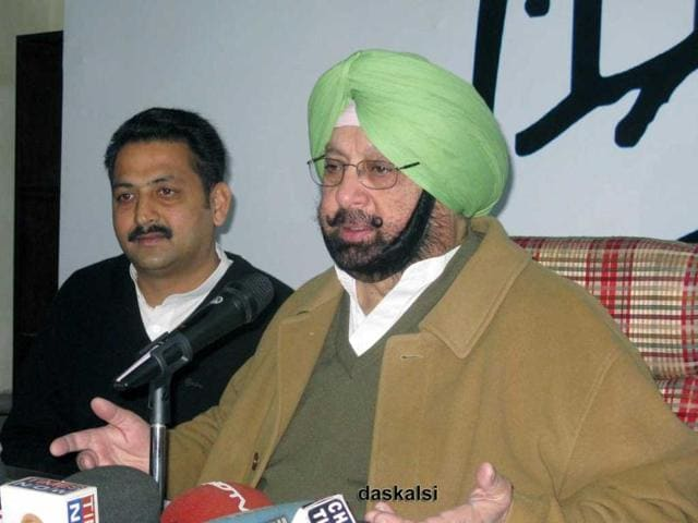 Chandigarh,Congress,Amarinder Singh