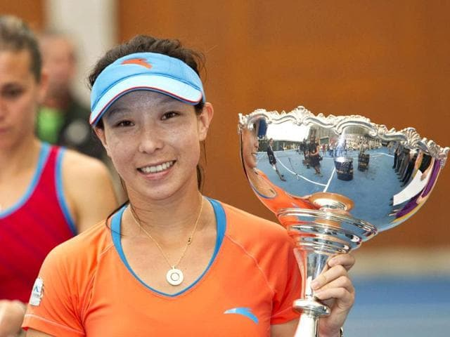 Auckland Classic,Zheng Jie,Flavia Pennetta