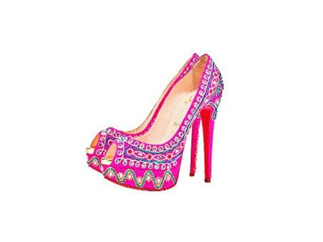 French,Christian Louboutin,bollywood