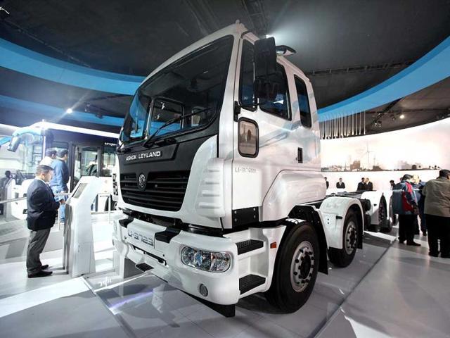 Ashok-Leyland-s-new-U-truck-at-the-11th-Auto-Expo-2012-in-New-Delhi-HT-photo-Raj-K-Raj