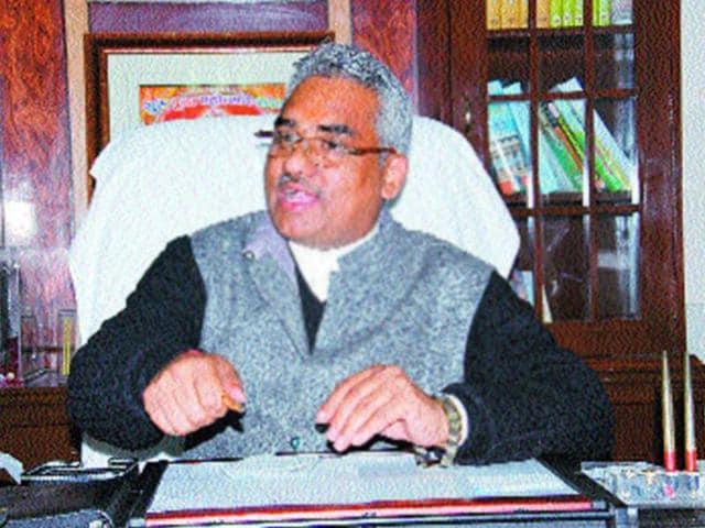 Cabinet-minister-Madan-Kaushik-in-his-office-Vinay-S-Kumar-ht