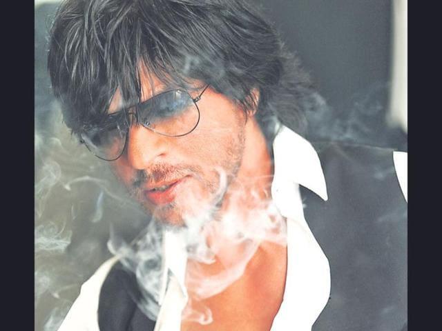 Shah Rukh Khan,Bollywood beauties,Madhuri Dixit