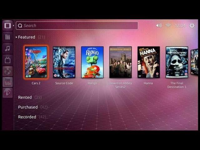 Ubuntu TV,Consumer Electronics Show,operating system