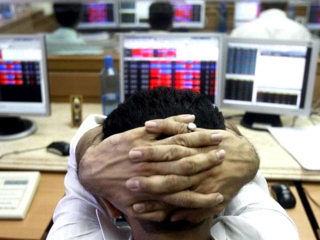 File-photo-of-an-Indian-stock-broker