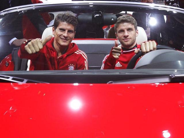Bayern Munich,Champions League,Arsenal