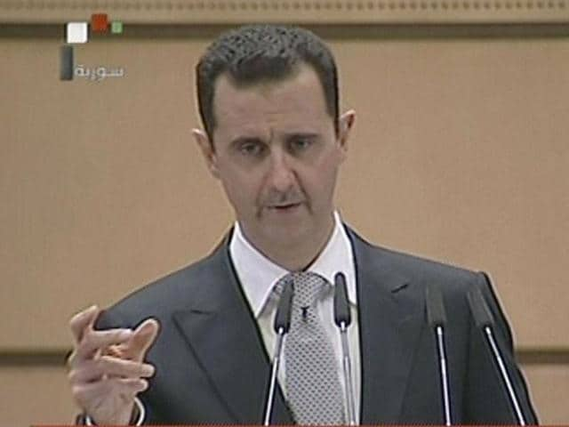 Syria,chemical weapons,Bashar al Assad
