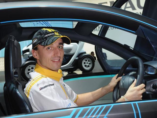 Robert Kubica,Formula One,near-fatal crash