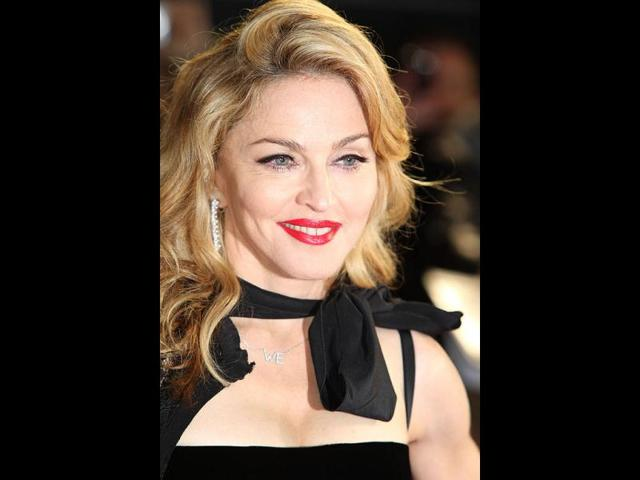 Madonna next world tour in May