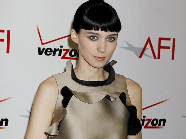 Rooney Mara voted most desirable Oscar nominee