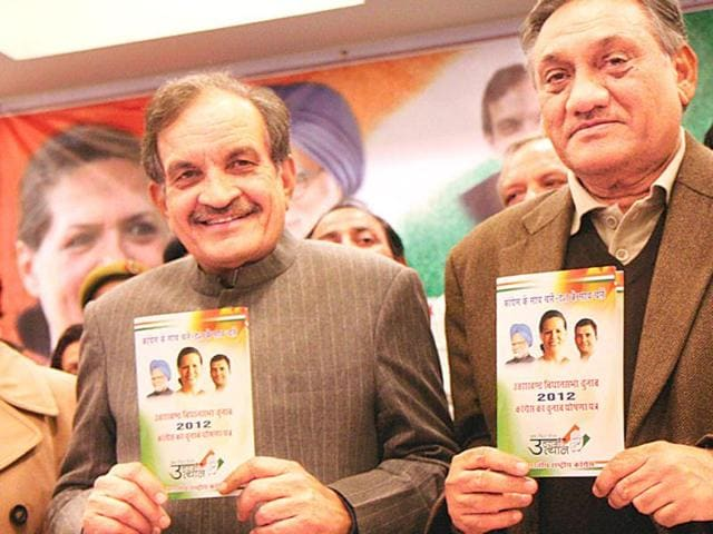 Congress-leaders-releasing-party-manifesto-in-the-state-capital-on-Friday-Rishi-Ballabh-HT