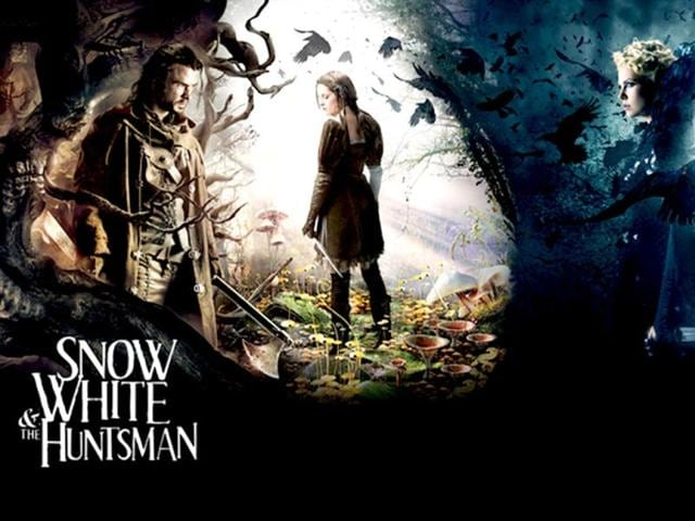 Snow White and the Huntsman,North American box office,Charlize Theron