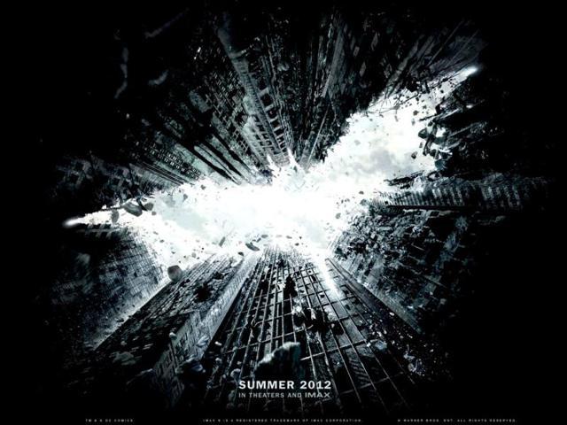 Fresh footage: The Dark Knight Rises