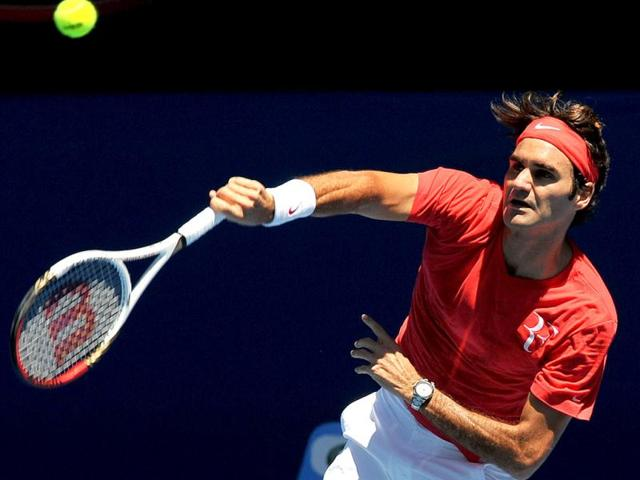 Australian open,Roger Federer,Jauan Martin del potro