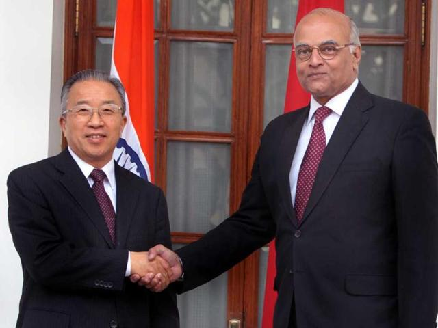 China,mechanism for management,Indo-china talks