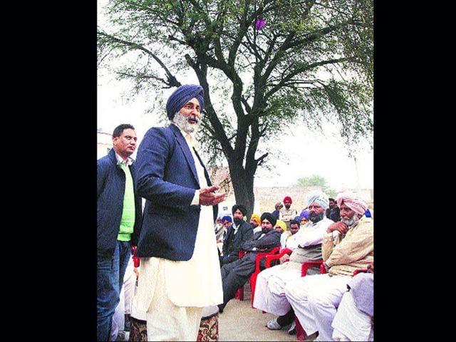 Harkirat Singh,Tarn Taran,Parkash Singh Badal