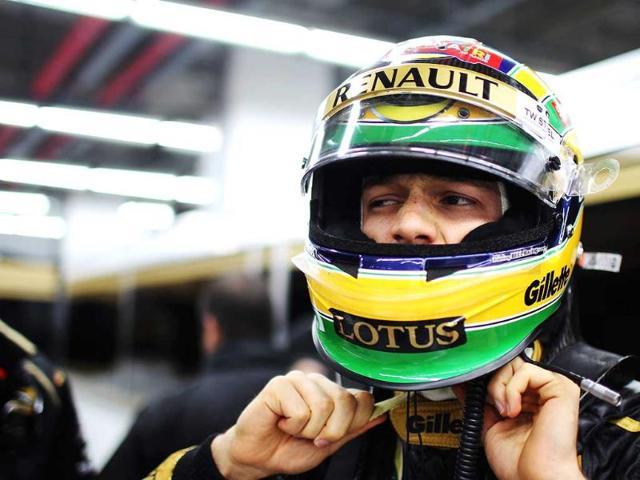 Williams F1,Bruno Senna,Formula One