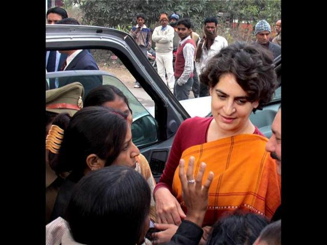 Priyanka Gandhi,news,hindustan times
