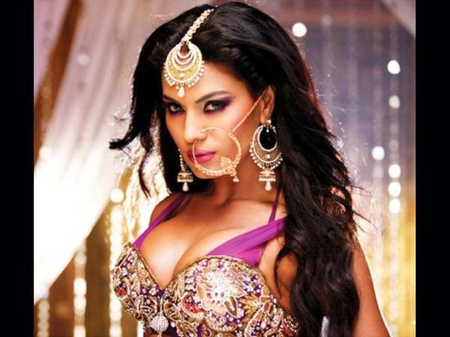 Veena Malik,Shah Rukh,Salman Khan