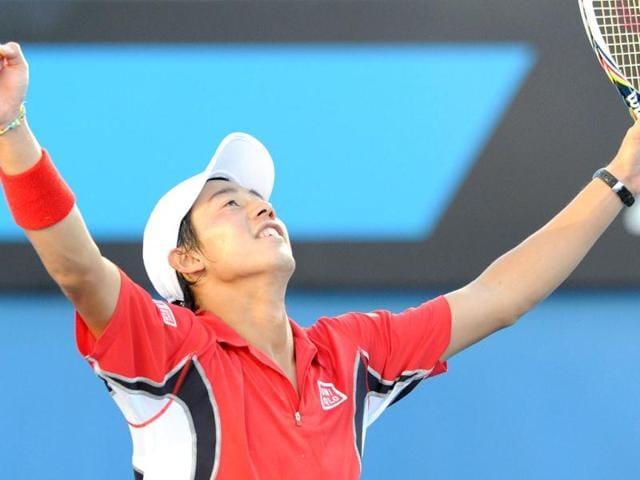 Nishikori,US Open,Grand Slam