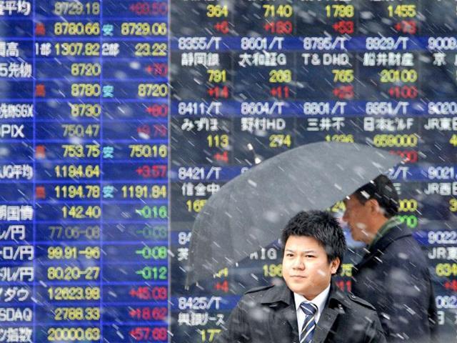 Asian stock markets slump as oil gloom deepens, Sensex tumbles