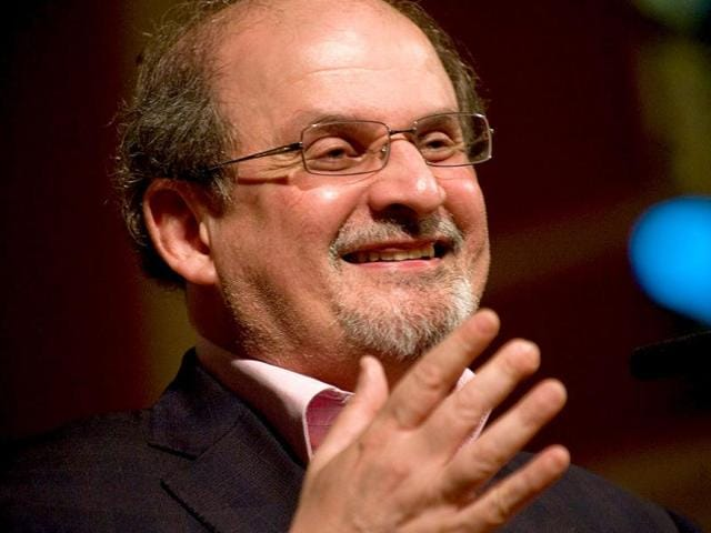 news,hindustantimes,salman Rushdie