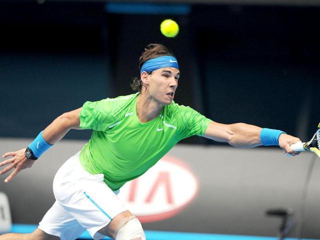 Rafael Nadal,Australian Open,Roger Federer