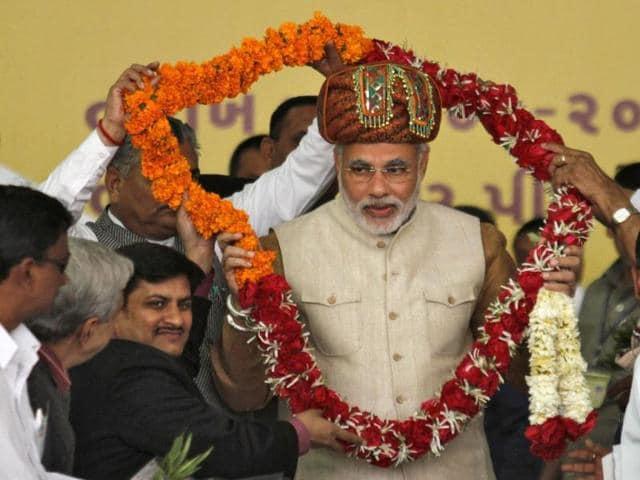 Shekhar Iyer,New Delhi,Gujarat CM Narendra Modi