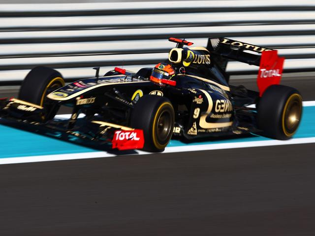 Lotus-formerly-Renault-tried-out-their-reactive-ride-height-system-at-the-young-driver-test-in-Abu-Dhabi-in-2011-Getty-Images-Clive-Mason